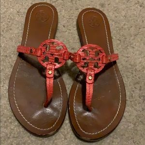 Size 7 mini millers - Tory Burch